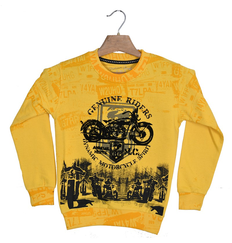 Genuine Riders Yellow...