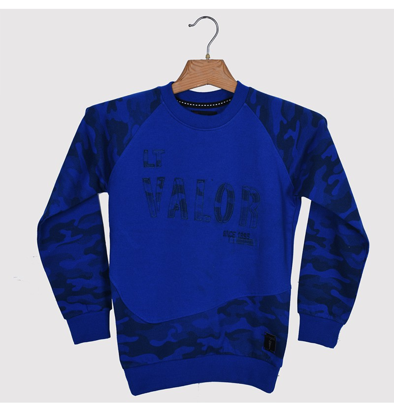 Valor Royal Sweatshirt