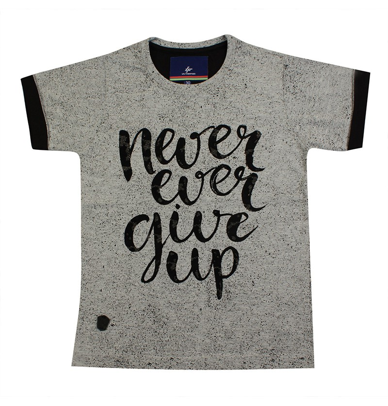 Grey Never Ever Give Up...