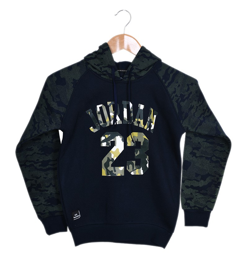 Jordan 23 Navy Blue Sweatshirt