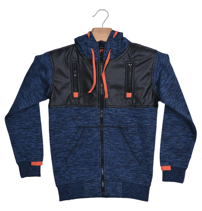 Fashion Warmth Navy Jacket