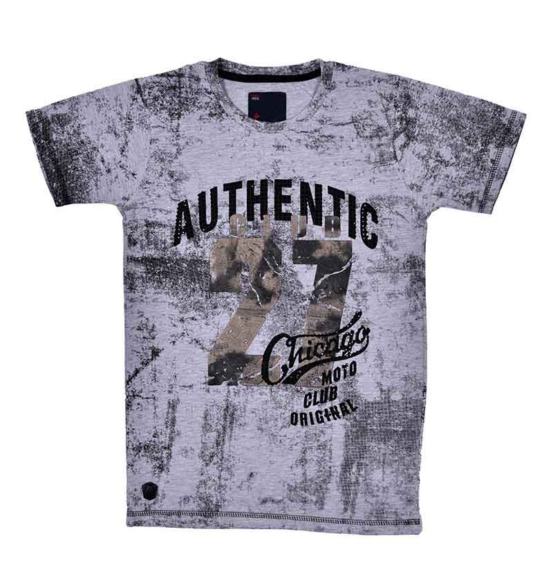 Authentic Grey T-shirt - 1751