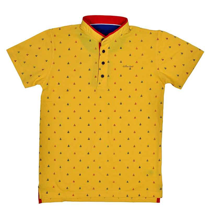 Yellow T-shirt-3053