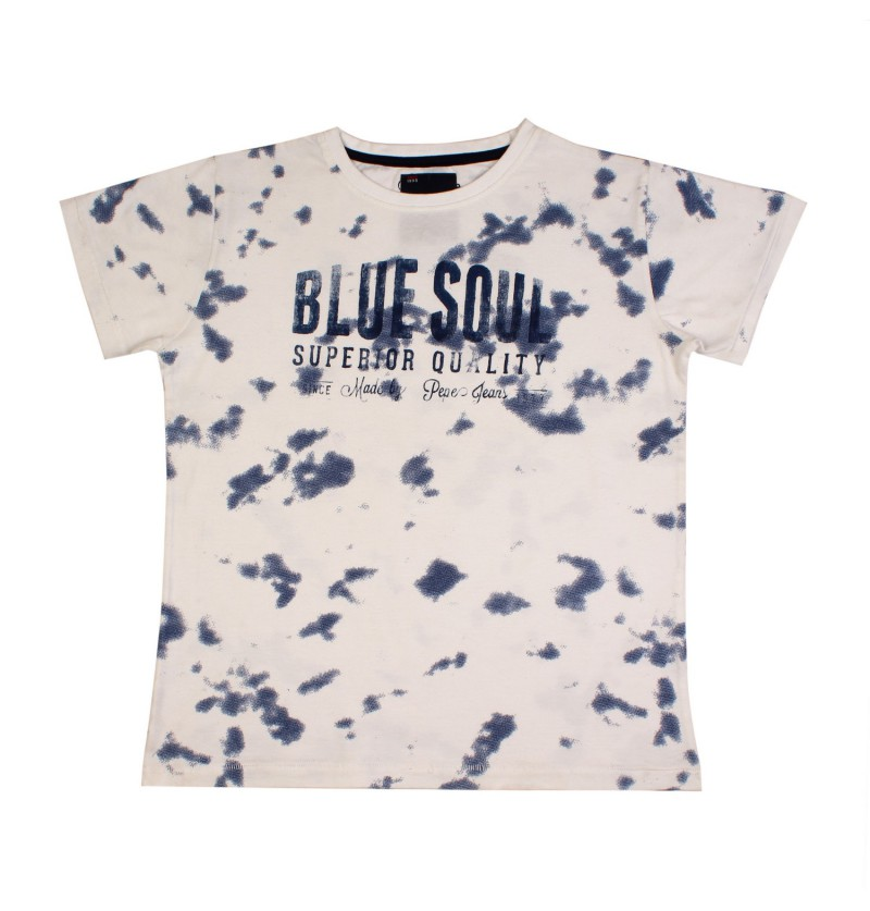 Blue Soul Grey T-Shirt