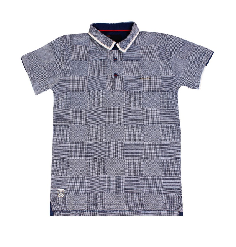 Sober Square Navy Blue T-shirt