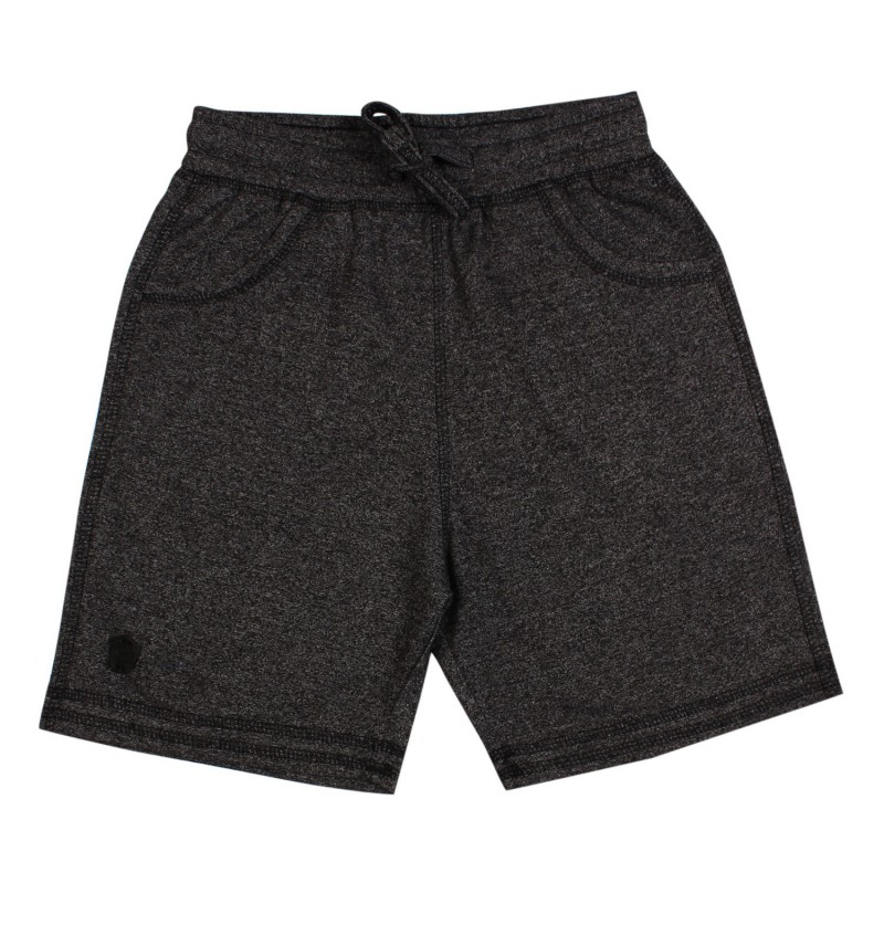 All-Round Black Shorts