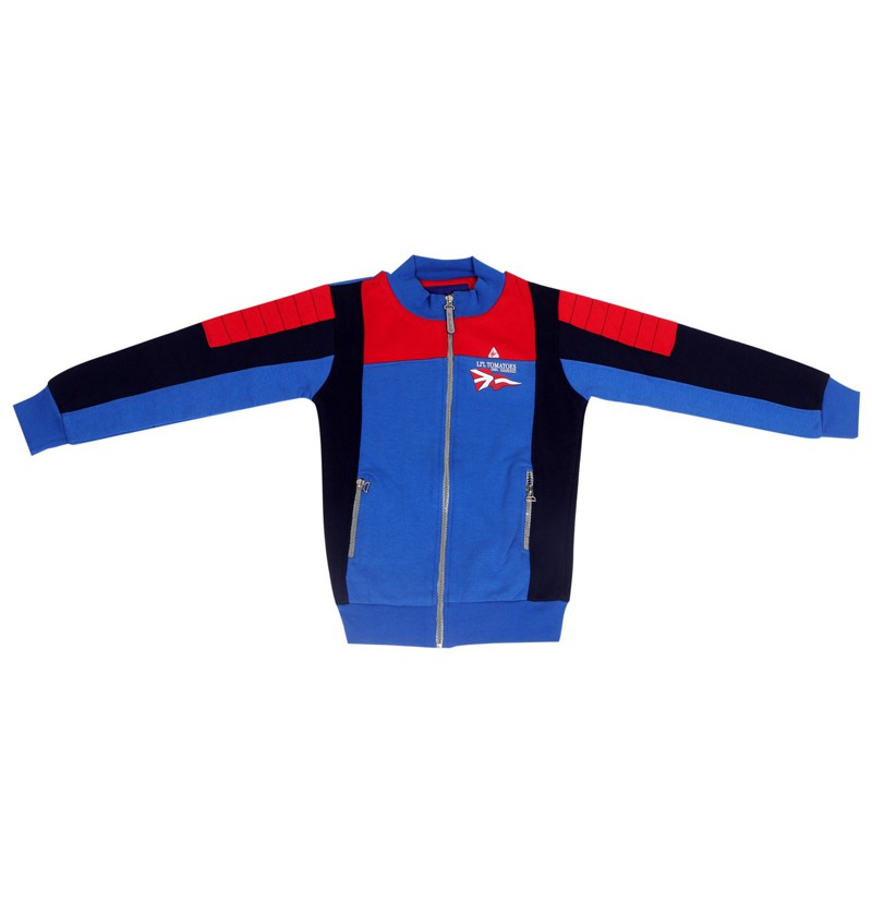 Biker Multicolor Jacket