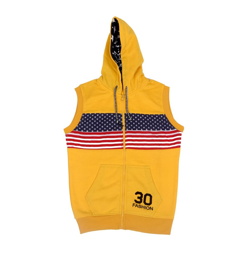 U.S Trend Yellow Jacket