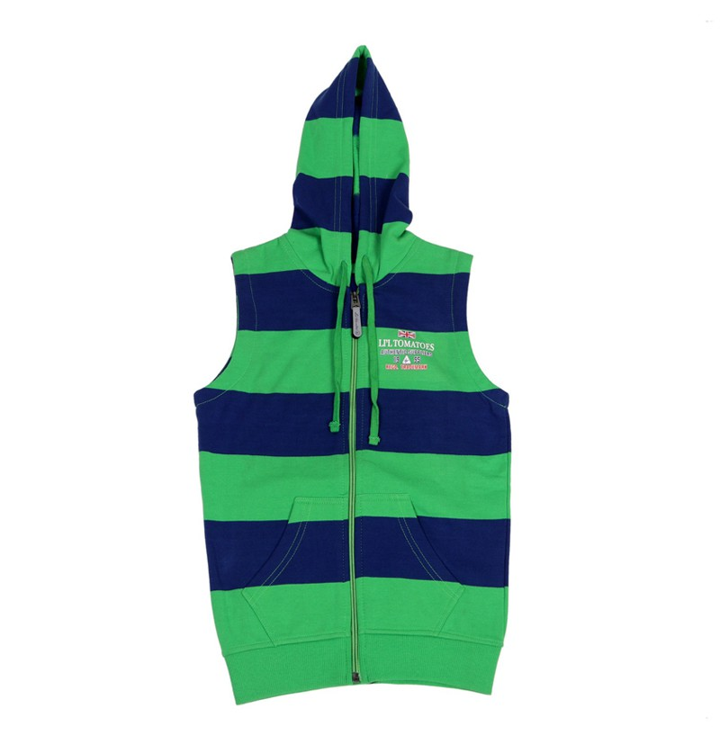 Super Trendy Green-Navy Jacket