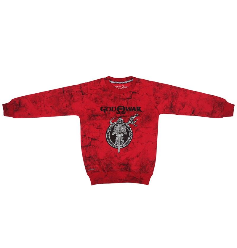 God of War Red Sweatshirt